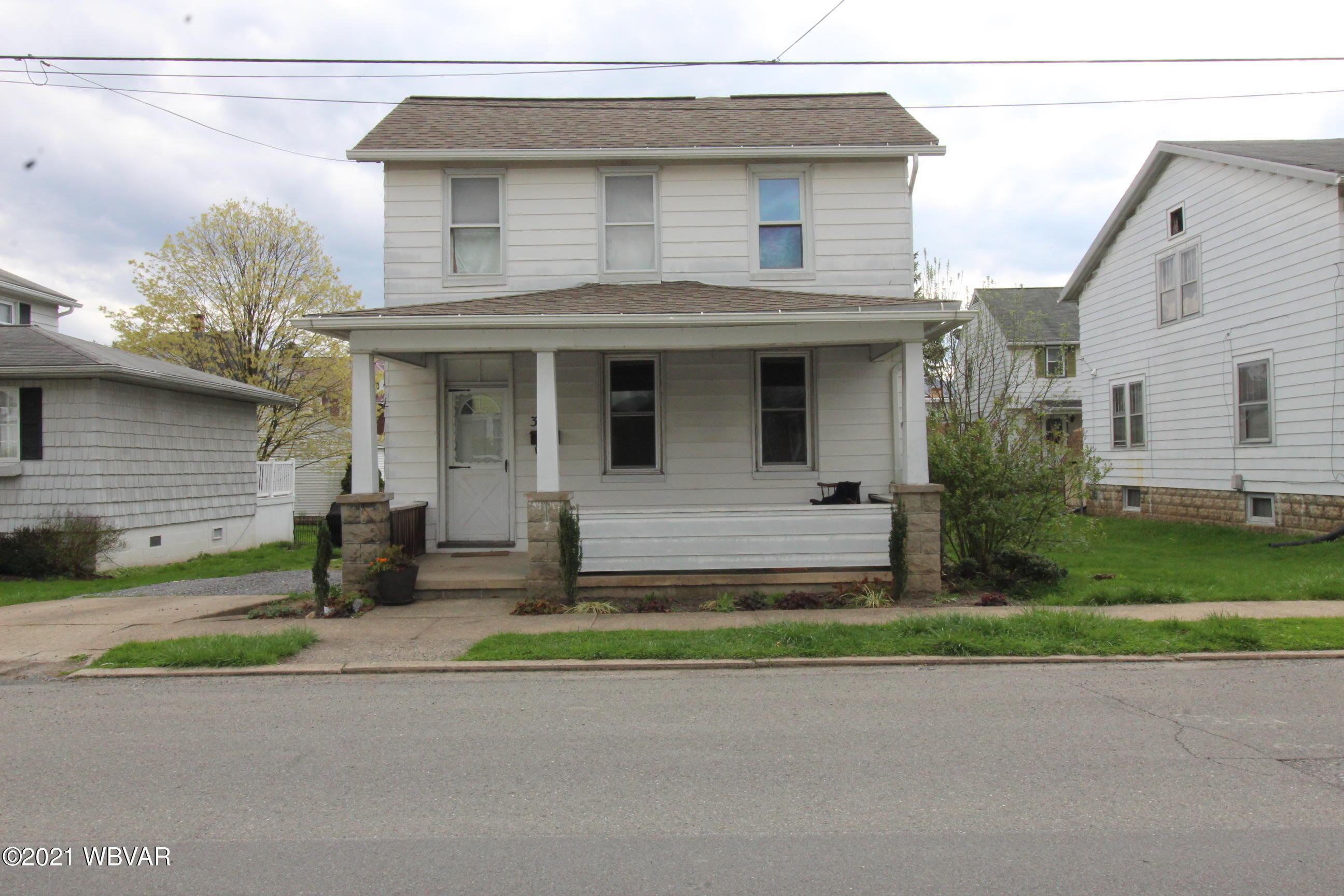 354 ADAMS STREET, Williamsport, PA 17701, 5 Bedrooms Bedrooms, ,2 BathroomsBathrooms,Residential,For sale,ADAMS,WB-92329