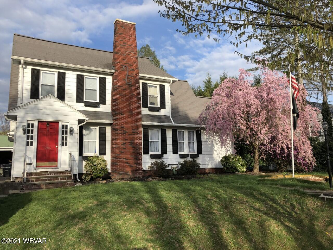 1206 FAXON PARKWAY, Williamsport, PA 17701, 3 Bedrooms Bedrooms, ,2 BathroomsBathrooms,Residential,For sale,FAXON,WB-92334