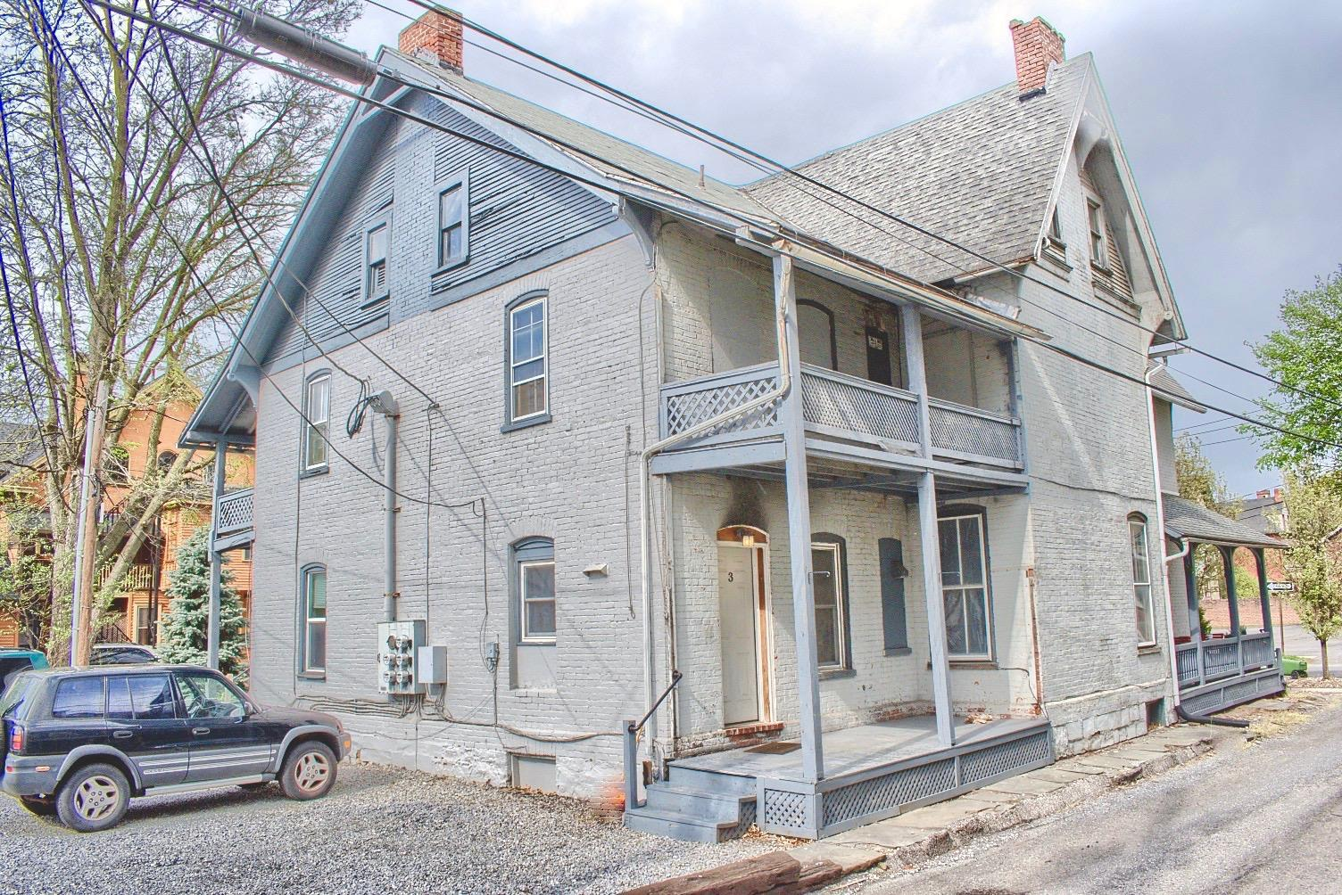 337 CENTER STREET, Williamsport, PA 17701, ,Multi-units,For sale,CENTER,WB-92441
