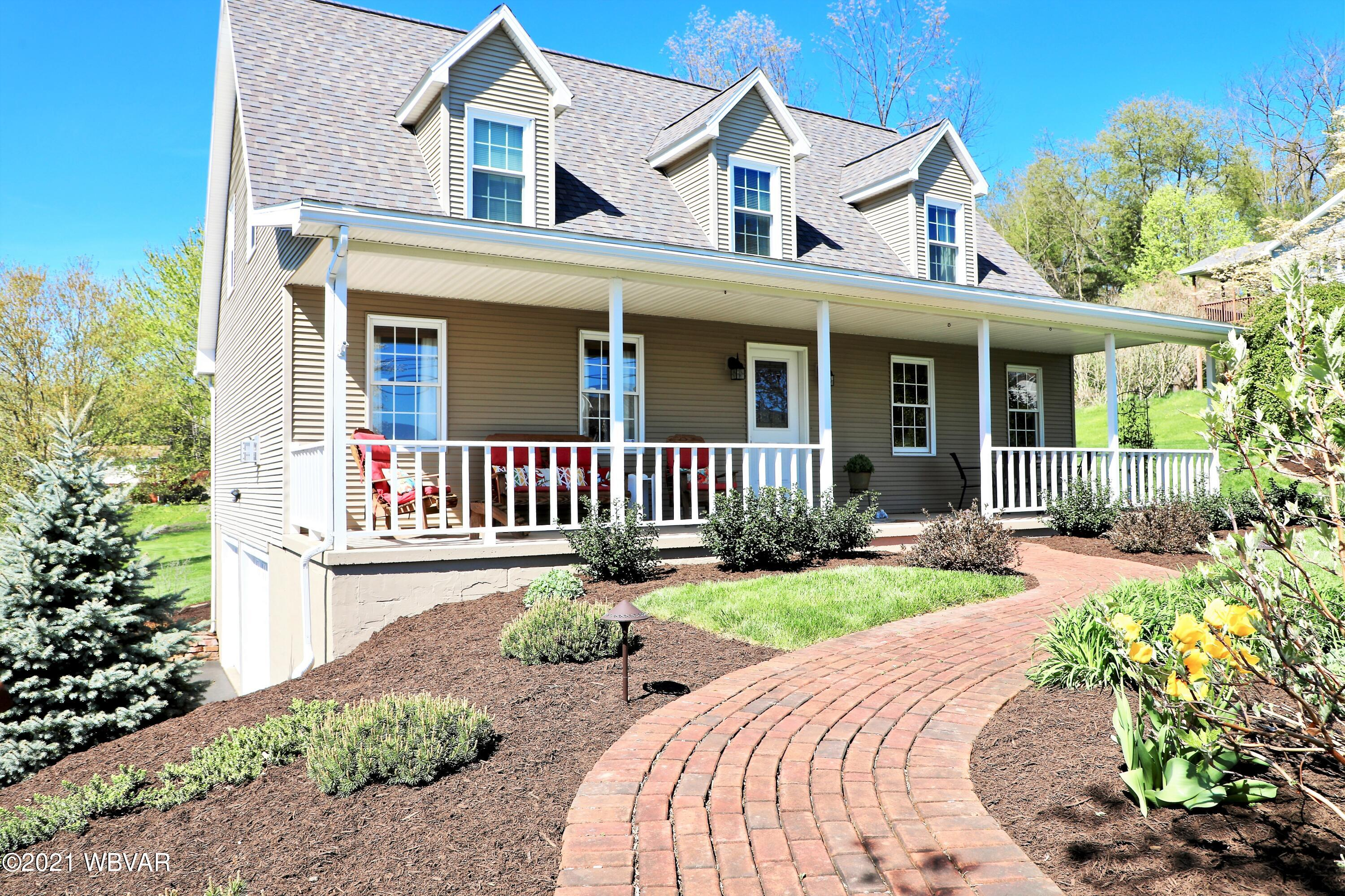 2005 HEIM HILL ROAD, Montoursville, PA 17754, 3 Bedrooms Bedrooms, ,2.5 BathroomsBathrooms,Residential,For sale,HEIM HILL,WB-92461
