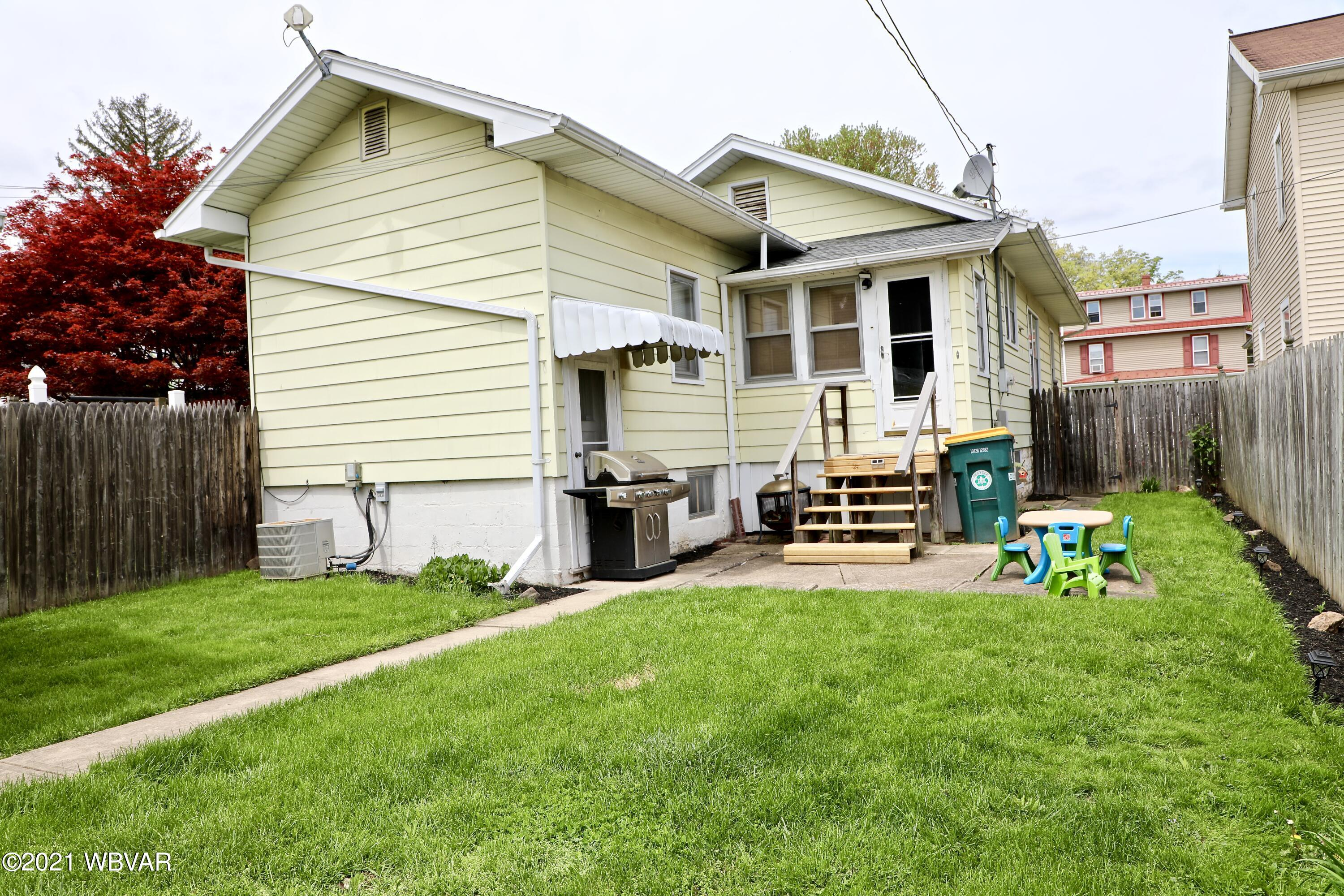 218 JEROME AVENUE, Williamsport, PA 17701, 3 Bedrooms Bedrooms, ,2 BathroomsBathrooms,Residential,For sale,JEROME,WB-92469