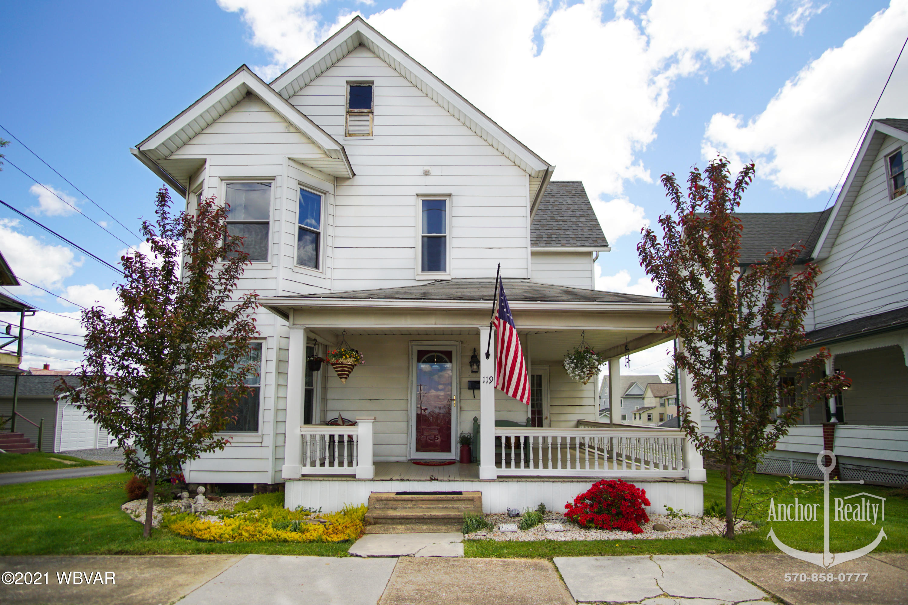 119 OLIVER STREET, Jersey Shore, PA 17740, 4 Bedrooms Bedrooms, ,2.5 BathroomsBathrooms,Residential,For sale,OLIVER,WB-92507