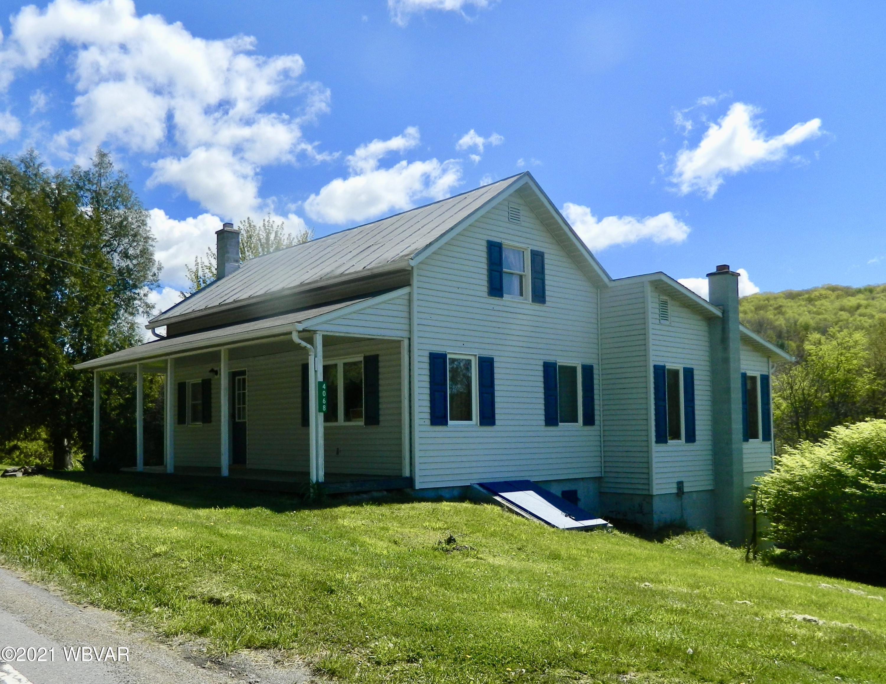 4068 PA-42 HIGHWAY, Unityville, PA 17774, 3 Bedrooms Bedrooms, ,1 BathroomBathrooms,Residential,For sale,PA-42,WB-92517