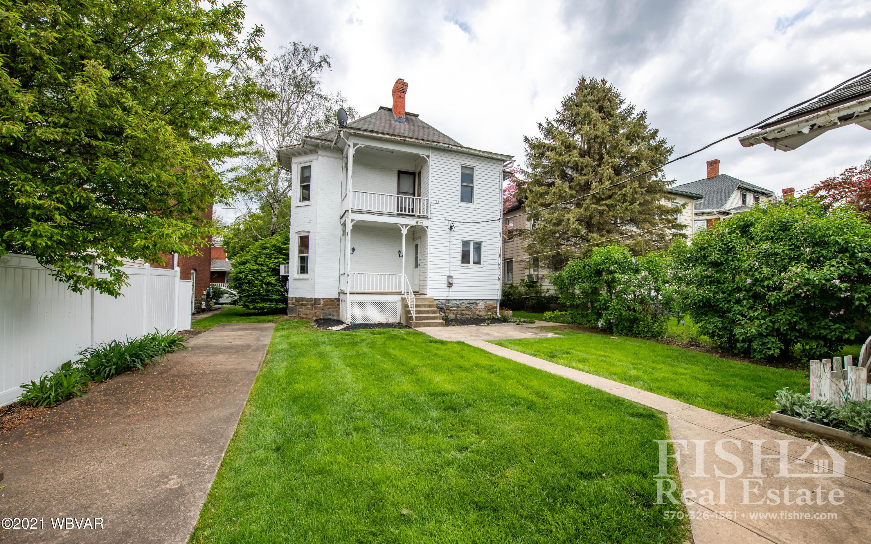 1108 ELMIRA STREET, Williamsport, PA 17701, 4 Bedrooms Bedrooms, ,2 BathroomsBathrooms,Residential,For sale,ELMIRA,WB-92525
