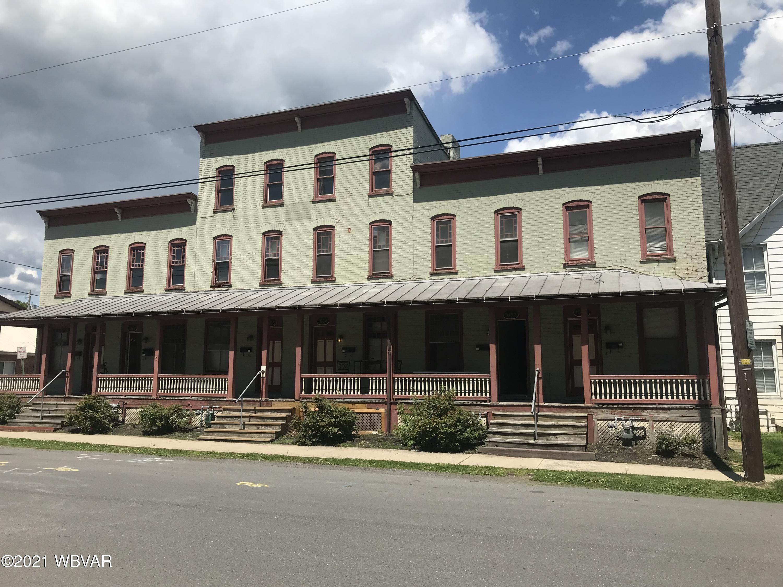 1060-1070 VINE AVENUE, Williamsport, PA 17701, ,Multi-units,For sale,VINE,WB-92532