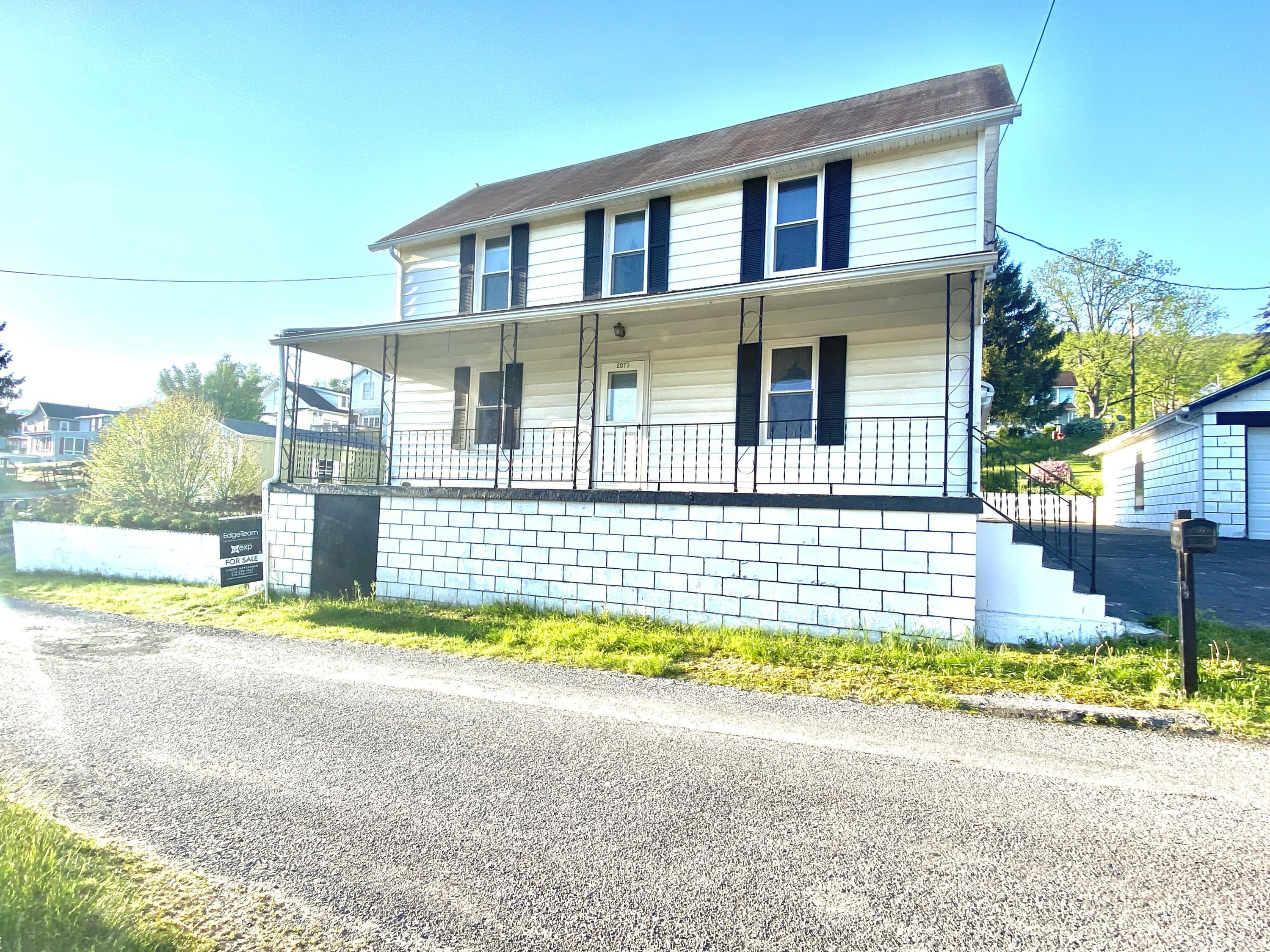 2073 BALD EAGLE AVENUE, S. Williamsport, PA 17702, 3 Bedrooms Bedrooms, ,2 BathroomsBathrooms,Residential,For sale,BALD EAGLE,WB-92540