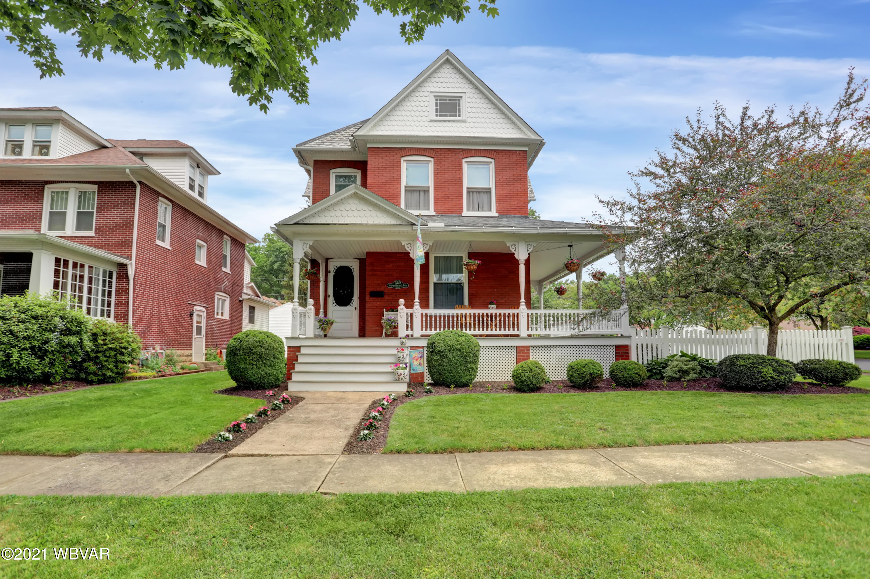 329 WOODLAND AVENUE, Williamsport, PA 17701, 3 Bedrooms Bedrooms, ,1 BathroomBathrooms,Residential,For sale,WOODLAND,WB-92724