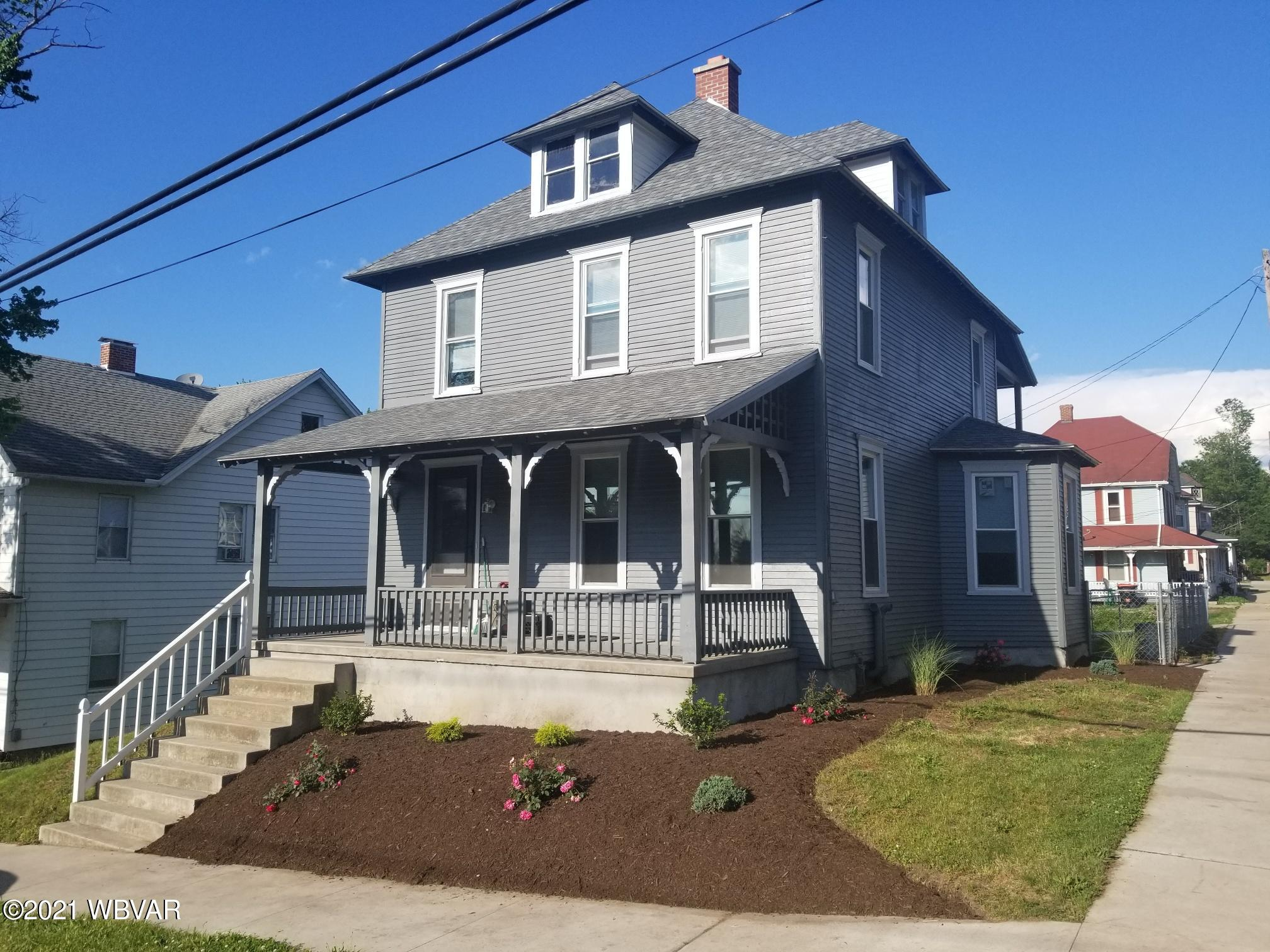 189 TURBOT AVENUE, Milton, PA 17847, 3 Bedrooms Bedrooms, ,2 BathroomsBathrooms,Residential,For sale,TURBOT,WB-92726