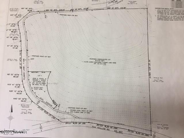 000 FLUMAN ROAD, Williamsport, PA 17701, ,Land,For sale,FLUMAN,WB-92733
