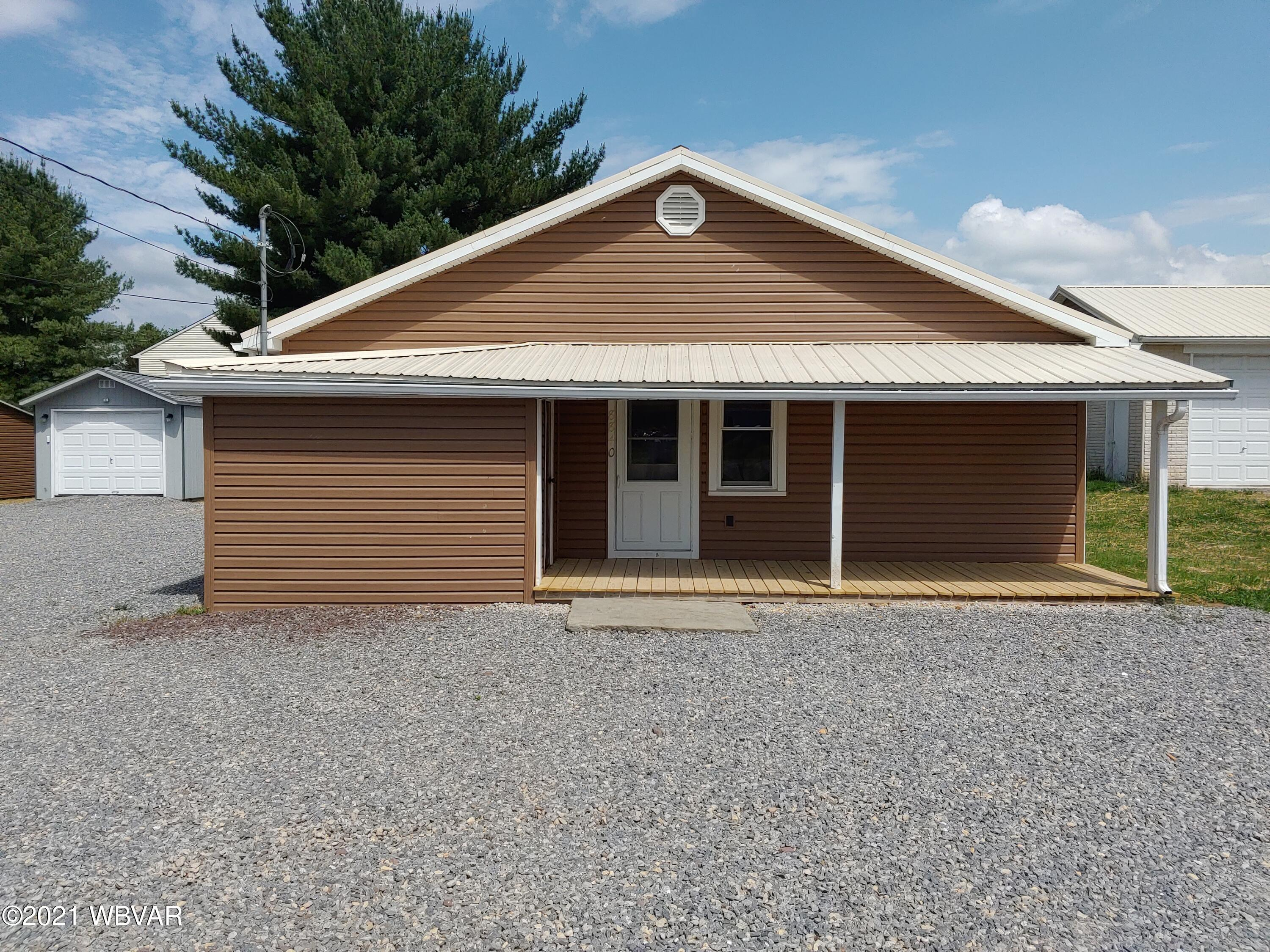 8840 PA-405 HIGHWAY, Montgomery, PA 17752, 2 Bedrooms Bedrooms, ,1 BathroomBathrooms,Resid-lease/rental,For sale,PA-405,WB-92740