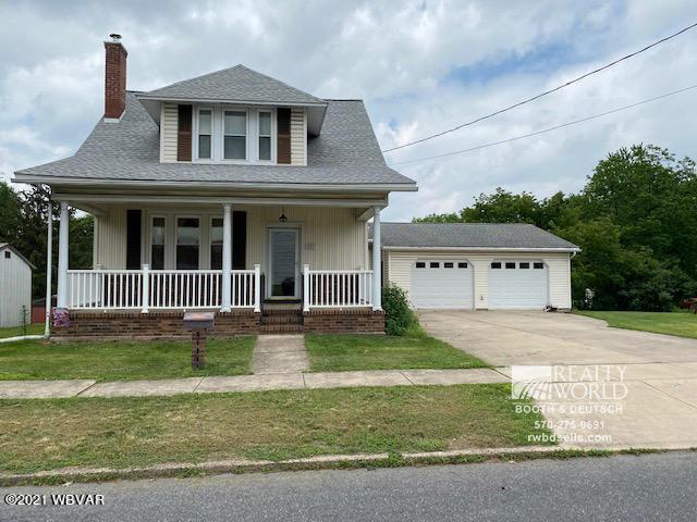 327 PENN STREET, Muncy, PA 17756, 3 Bedrooms Bedrooms, ,1.75 BathroomsBathrooms,Residential,For sale,PENN,WB-92758