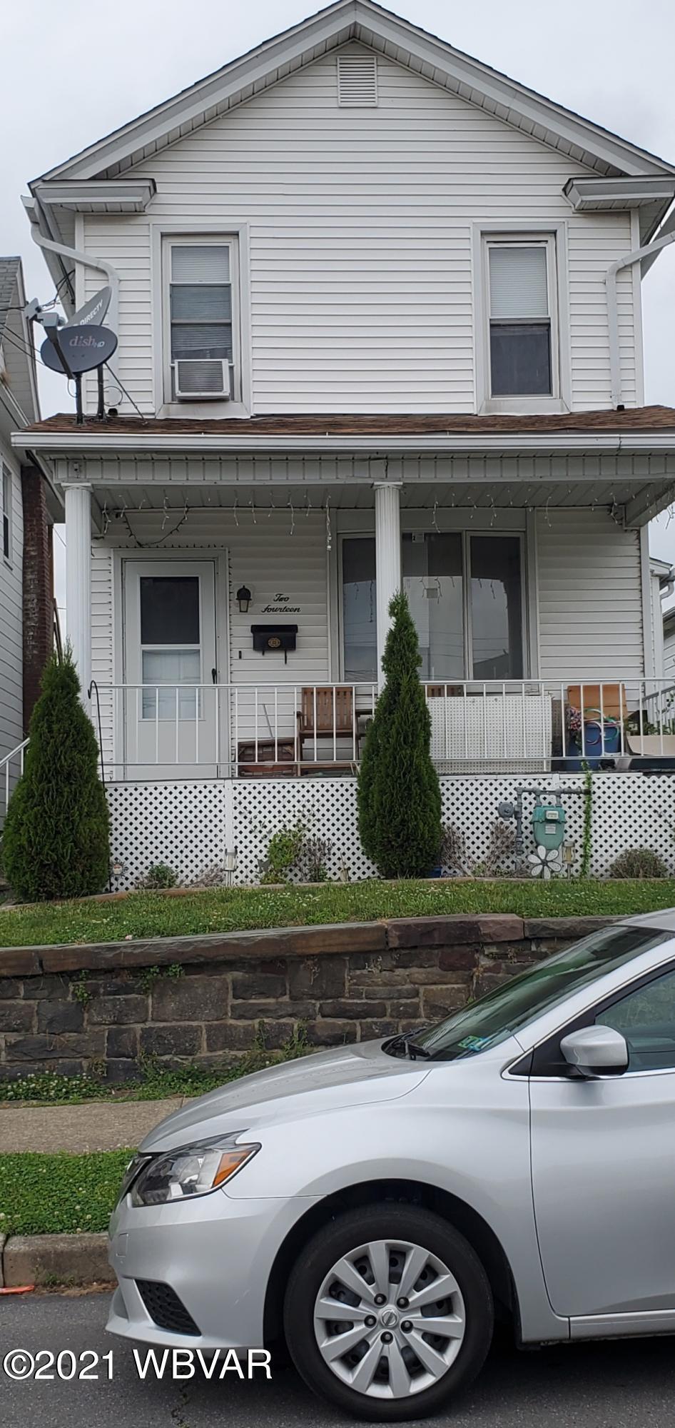 214 BROAD STREET, Nanticoke, PA 18634, 3 Bedrooms Bedrooms, ,Residential,For sale,BROAD,WB-92796