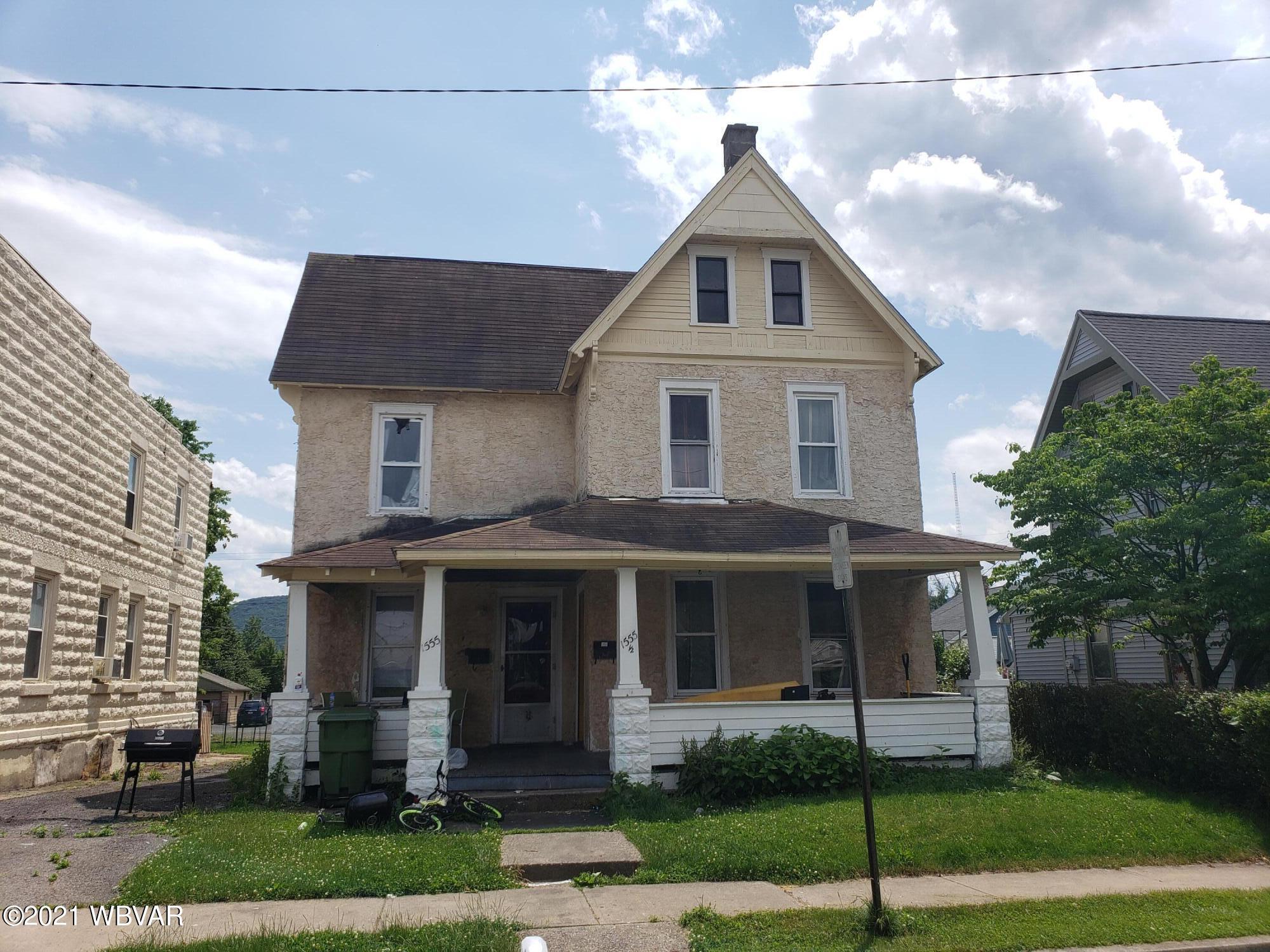 1555 SCOTT STREET, Williamsport, PA 17701, ,Multi-units,For sale,SCOTT,WB-92799