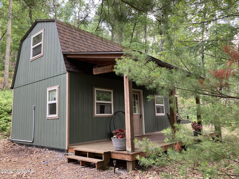 860 JONES ROAD, Mill Hall, PA 17751, 1 Bedroom Bedrooms, ,Cabin/vacation home,For sale,JONES,WB-92824