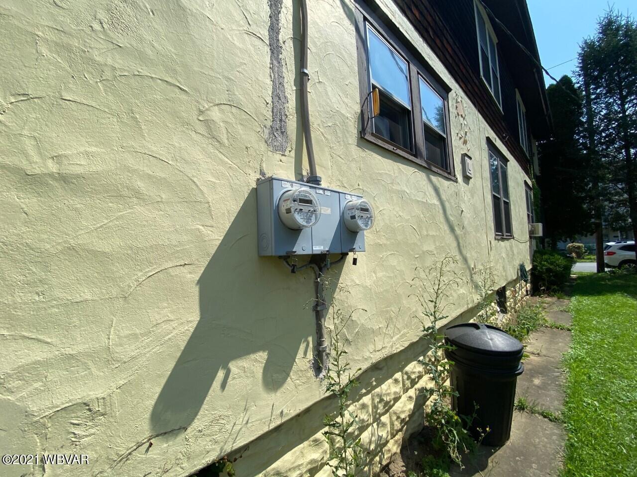 Seperate Electric Meters