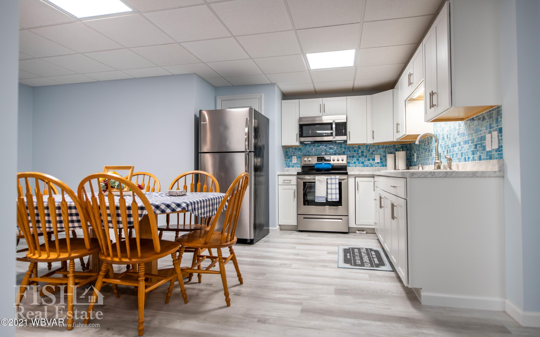 Basement/ Kitchen