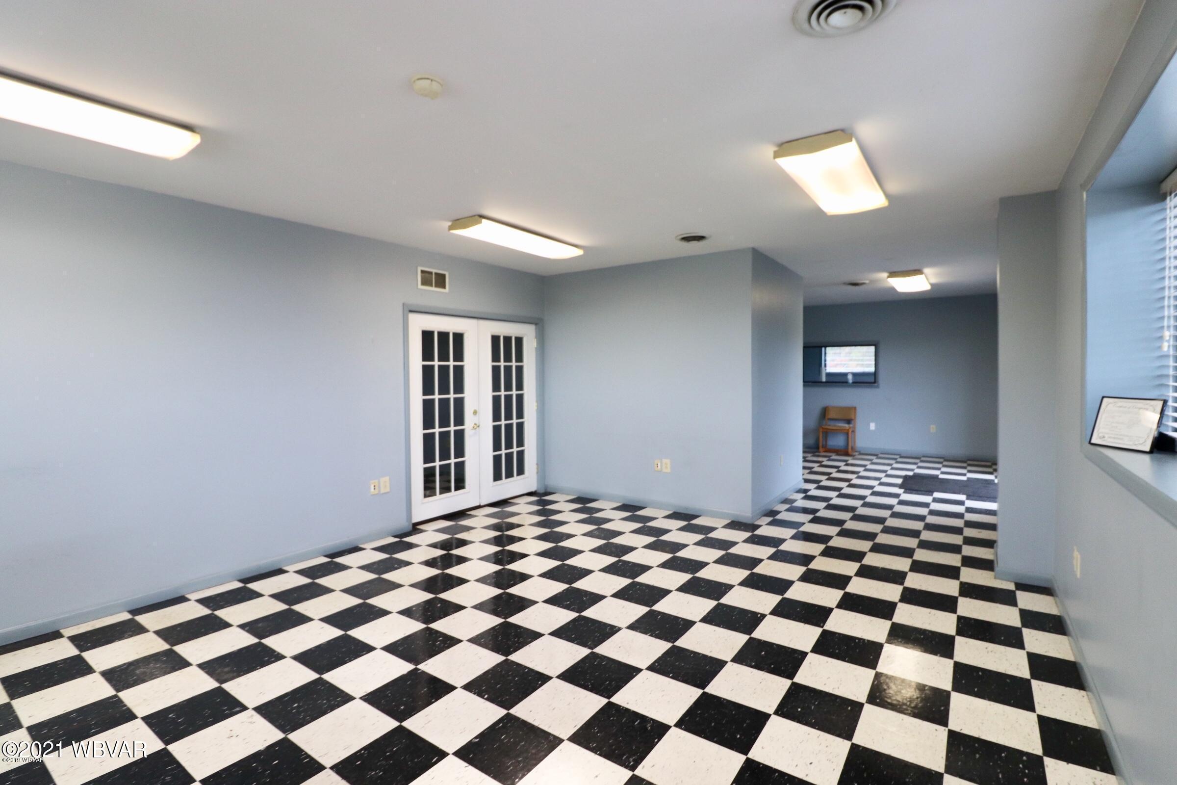 Tyler Rd. interior