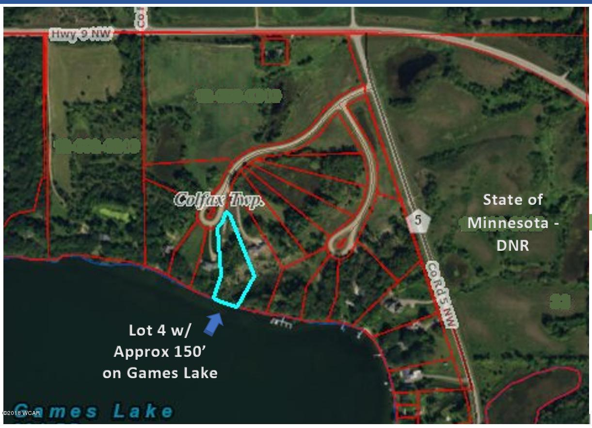 Lot 4 Games Lake Avenue,New London,Residential Land,Games Lake Avenue,6030363