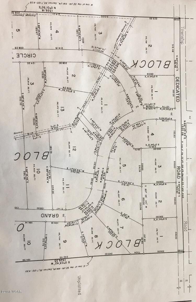 Non Horizon Hill Circle,Willmar,Residential Land,Horizon Hill Circle,6031095