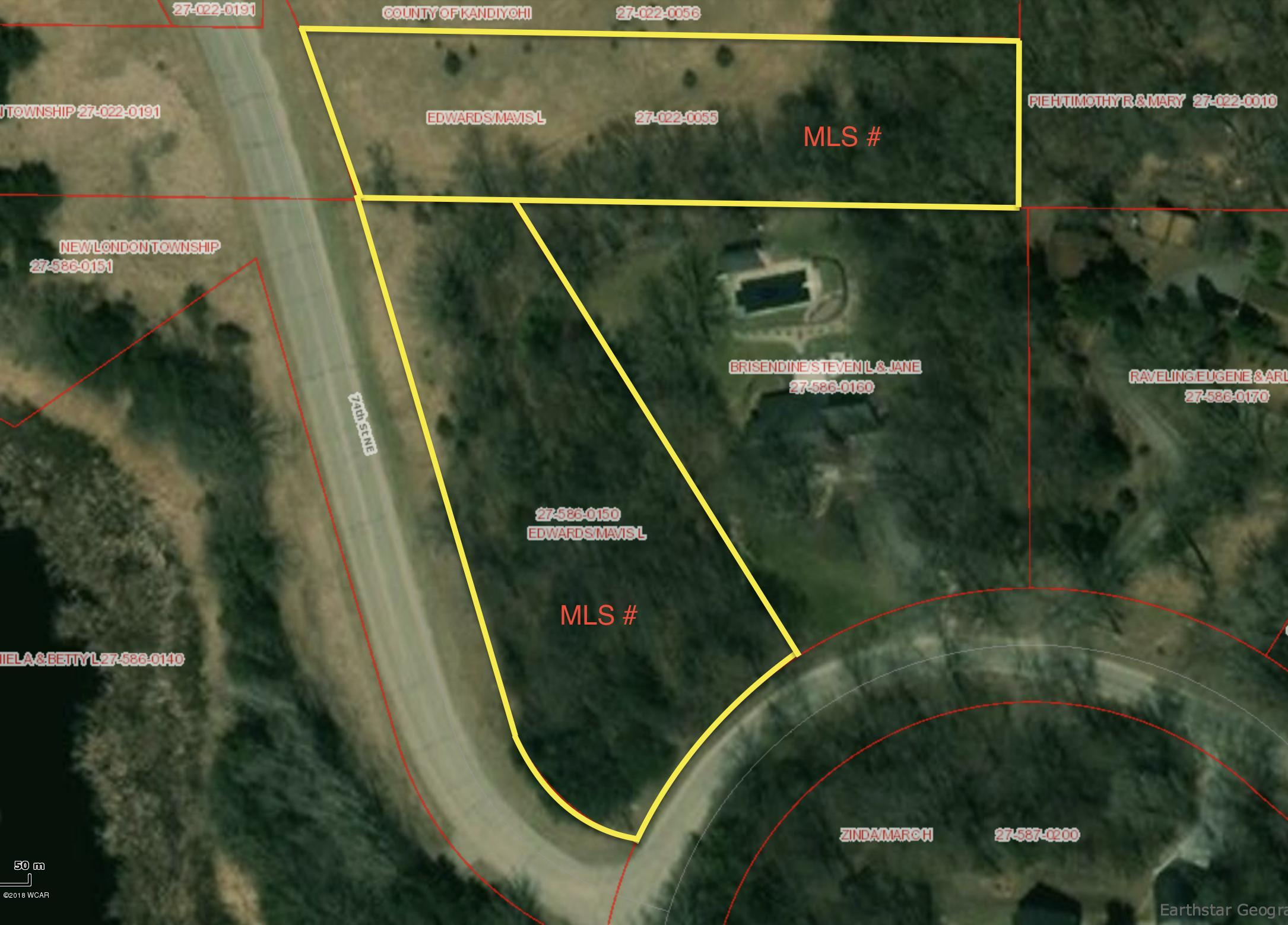 7484 158th Ave Avenue,Spicer,Residential Land,158th Ave Avenue,6031454