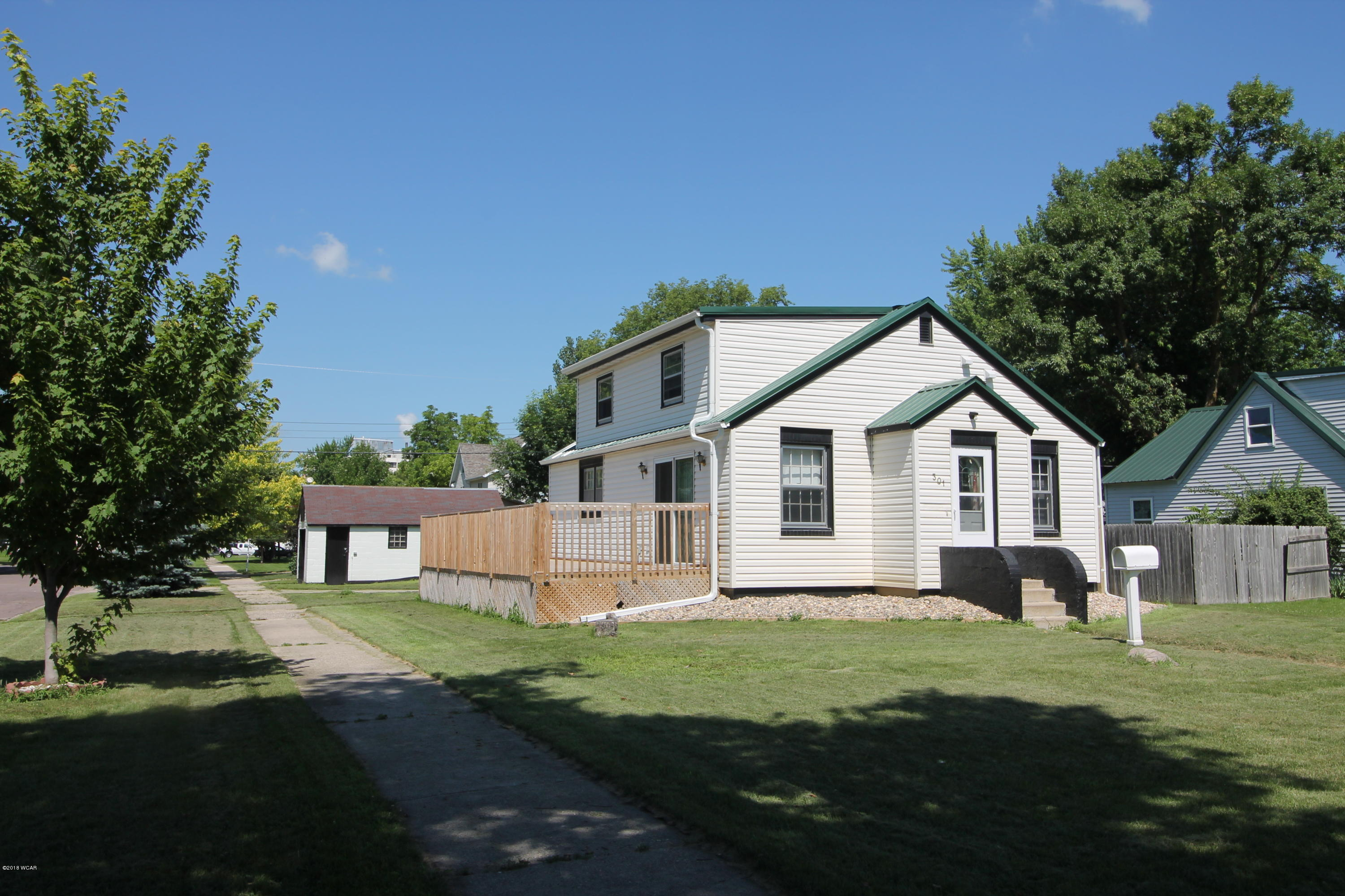 301 10th Street,Benson,2 Bedrooms Bedrooms,1 BathroomBathrooms,Single Family,10th Street,6029024