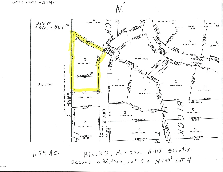 Horizon Hills Circle,Willmar,Residential Land,Horizon Hills Circle,6031674