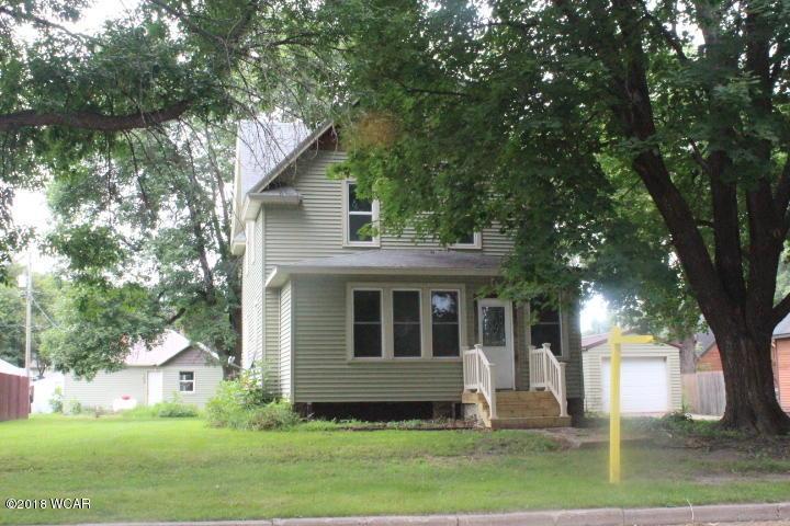 310 N 8th Street,Kerkhoven,4 Bedrooms Bedrooms,2 BathroomsBathrooms,Single Family,N 8th Street,6031969