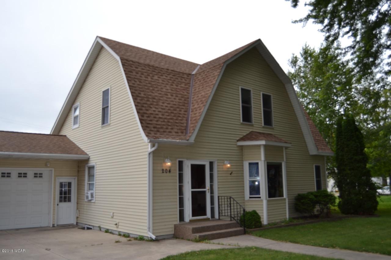 204 1st Avenue,Raymond,4 Bedrooms Bedrooms,2 BathroomsBathrooms,Single Family,1st Avenue,6032082