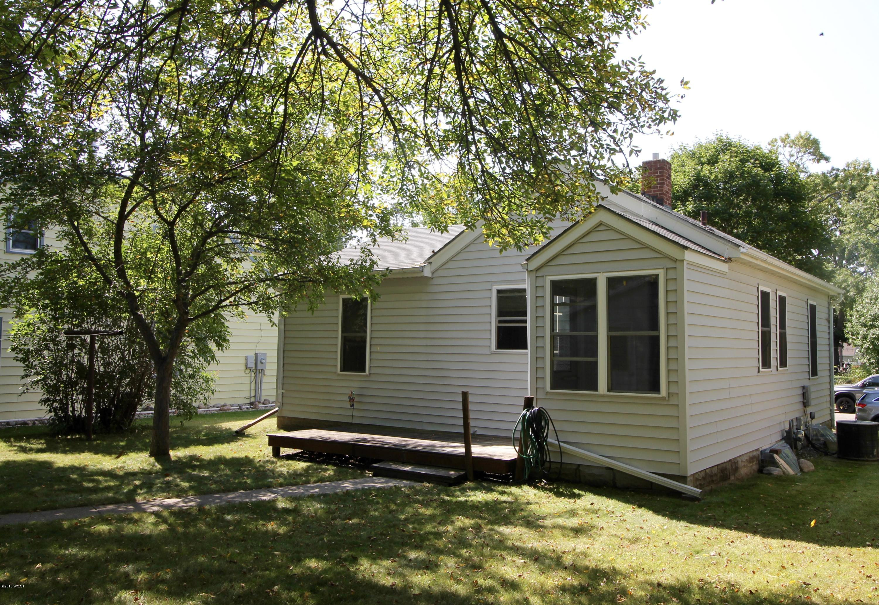 511 14th Street,Willmar,2 Bedrooms Bedrooms,1 BathroomBathrooms,Single Family,14th Street,6032237