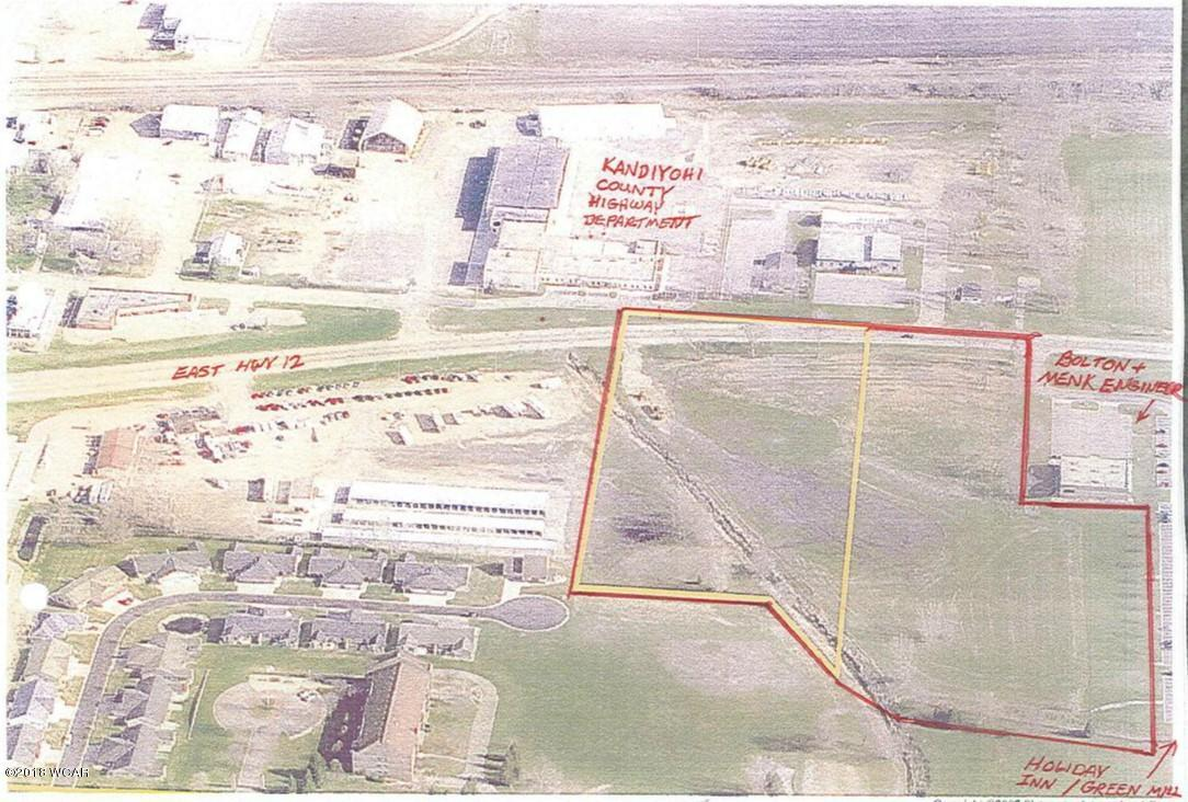 Section 13 12 Highway,Willmar,Commercial Land,12 Highway,6030322
