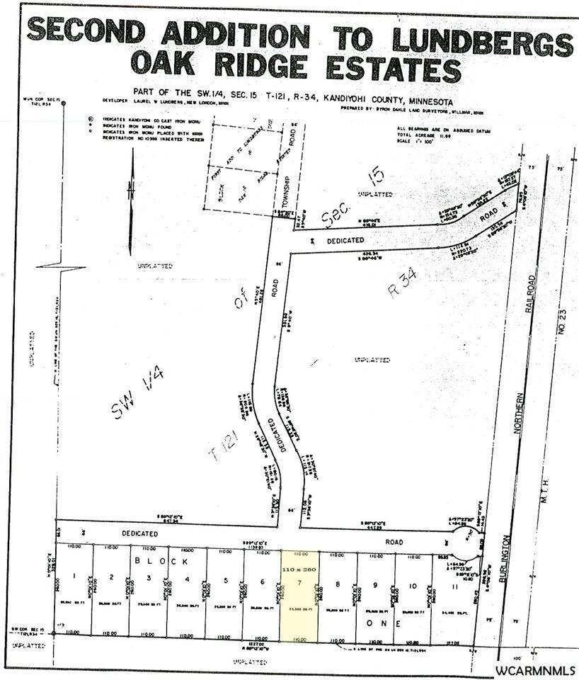 L7 B1 164 Avenue,New London,Residential Land,164 Avenue,6033204