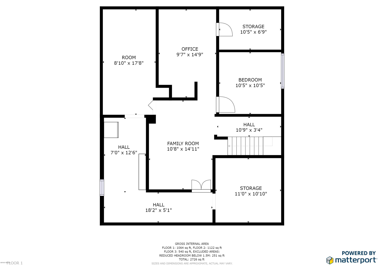 26624 40th Street,Belgrade,3 Bedrooms Bedrooms,3 BathroomsBathrooms,Single Family,40th Street,6033294
