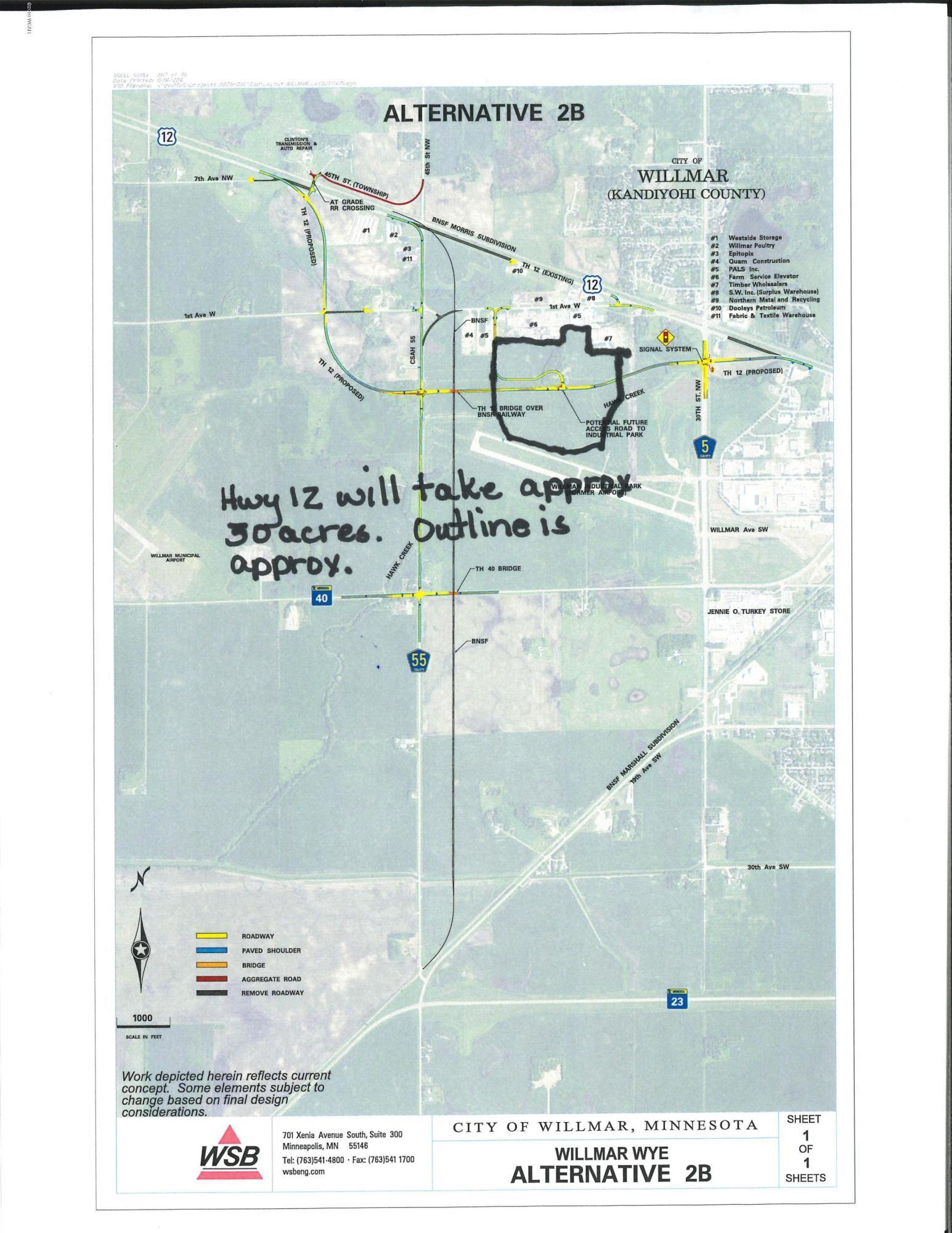 Hb Highway 12,Willmar,Commercial,Hb Highway 12,6033344