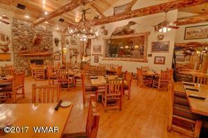 Main Dining Area