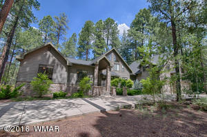 3142 Lakeview Drive, Pinetop, AZ 85935