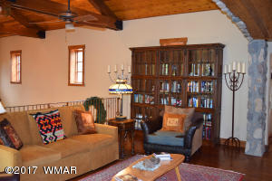 Main House Library2