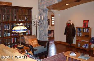 Main House Library5
