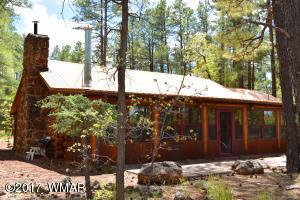 Cabin Exterior 3