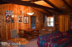Cabin Livingroom 1