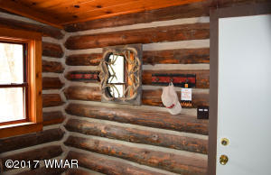 Cabin Mudroom