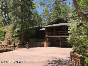 3762 Country Club Circle, Pinetop, AZ 85935