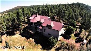 forested acreage