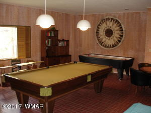 Lower House Game Room