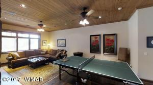 Loft and Game Room