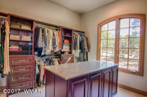 Downstairs Master Closet