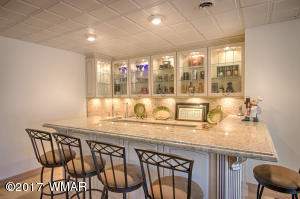 Downstairs Wet Bar