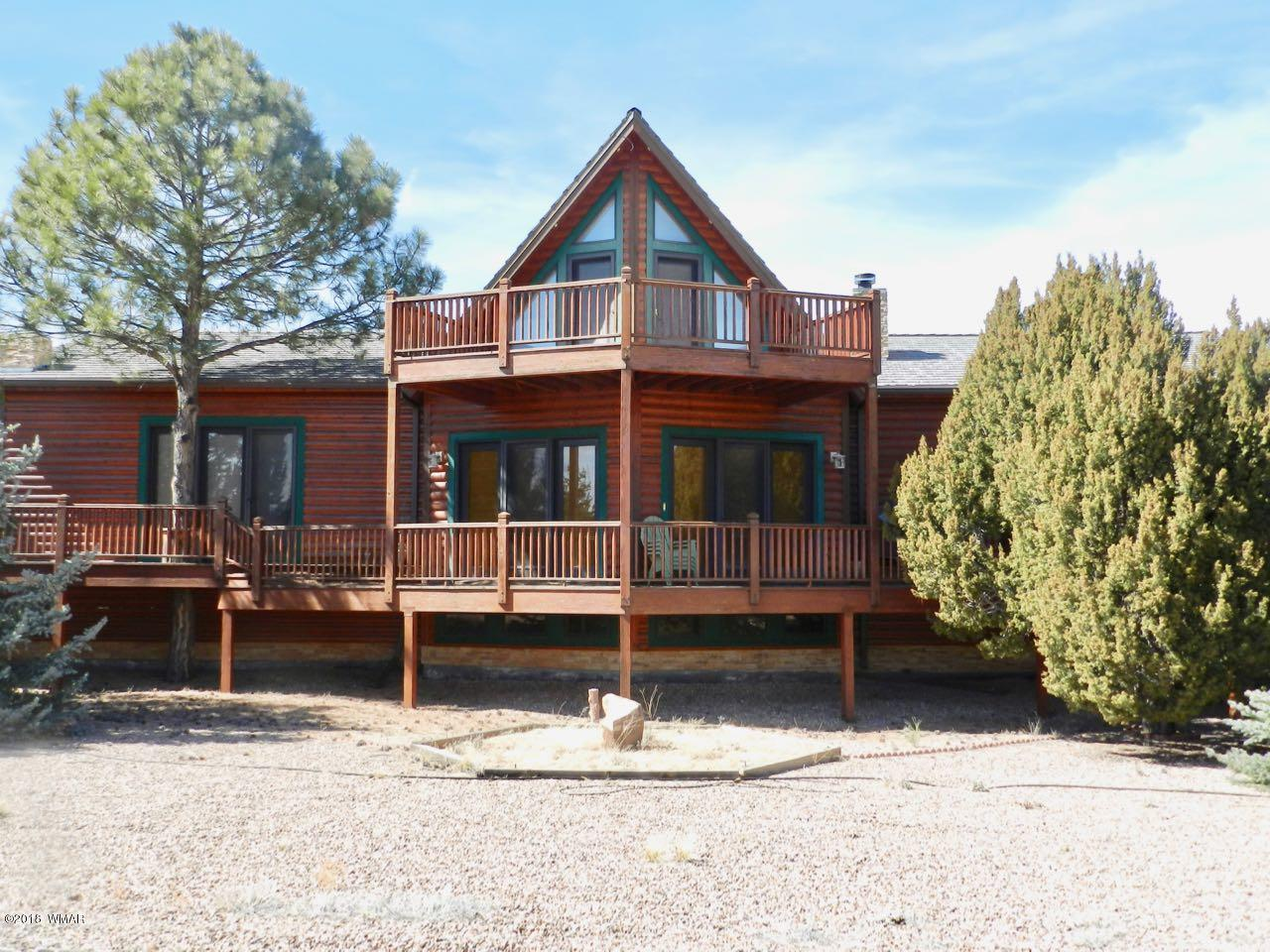 Photo of 2357 Immelman Circle, Overgaard, AZ 85933
