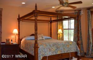Main House master bedroom 1