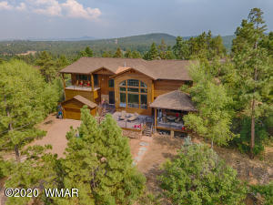 an image of 3321 W Falling Leaf Rd, the fifth most expensive home sold in Torreon Golf Club