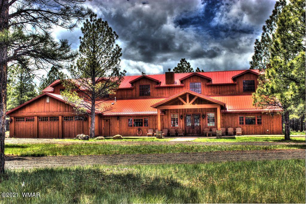Photo of 9363 Thunderhorse Road, Lakeside, AZ 85929